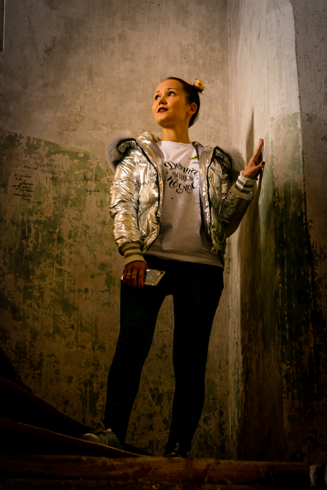 "DSC 4011 - Урбантур-Маркс Блог о туризме в Марксе Фотосессия ""Урбан-тян"" Надежда 25.09.2018"