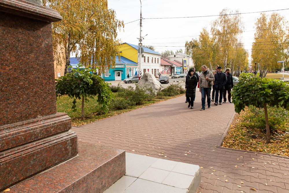 урбантур - туризм в марксе - парк екатерины
