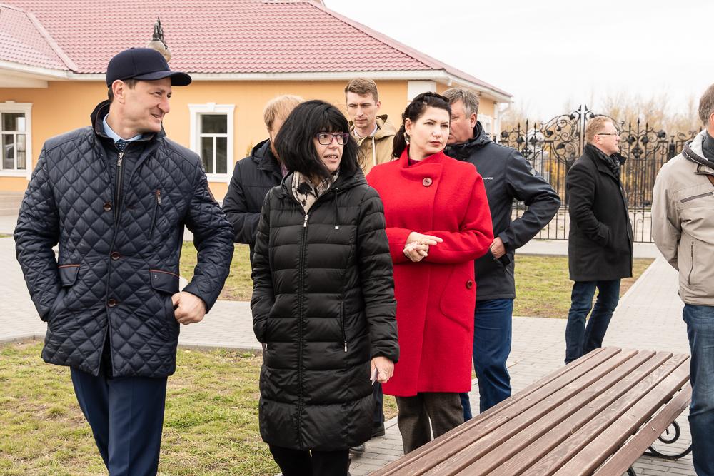 урбантур - туризм в марксе - виктория бородянская - саратов