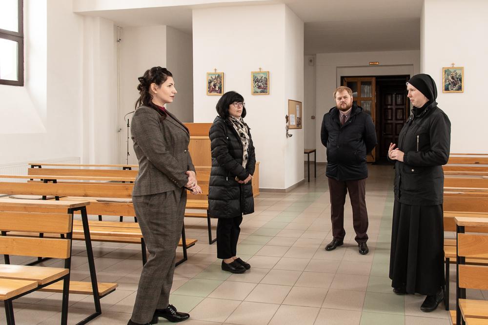 урбантур маркс - туризм в марксе - католическая церковь христа царя в марксе